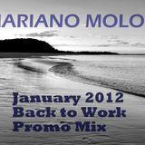 Mariano Moloc - January 2012 'Back to Work' Promo Mix