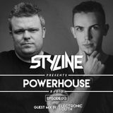 Power House Radio #13 (Electronic Youth Guestmix)