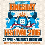 Angerfist @ Supersized Kingsday 2016