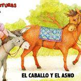 El caballo y el asno (Esopo)