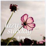 DJ ChrisMü - Lazy Sunday Vol. 4