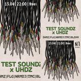 Atomic - Live @ Test Sounds X UHDZ U1 (13.04.2018).