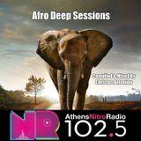 Afro Deep Sessions - April 2017 - Mixed By Christos Antoniou (Nitro Radio 102.5)