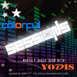RADIO: Colorful Sessions #62 (Nov 13) with DJ Yodis