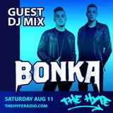 THE HYPE 096 - ILL and BONKA guest mixes