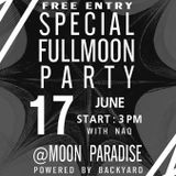 Naq at Full Moon After Party in Moon Paradise Restaurant 18 June 2019