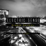 Electric Sense 016 (April 2017) [Guestmix by Nissim Gavriel]