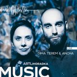 Dima Terem & Ancha Live @ ArtLihoradka 14/04/18