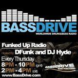 Funked Up Radio 2011.08.18 - DFunk
