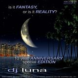 DJ Luna - Is It Fantasy, Or Is It Reality? Re-Mastered Full Length CD