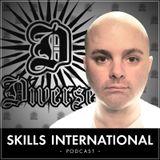 DJ Diverse - Skills International #19 Drum & Bass Mix 2018