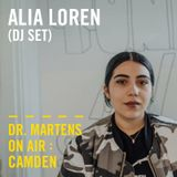 Alia Loren (DJ Set) | Dr. Martens On Air: Camden