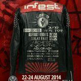 DJ Nachtraaf - Infest Festival 2014 - Dance set