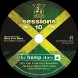 The Hempstore Sessions 10 mixed by Killa Fire Burn feat. YT