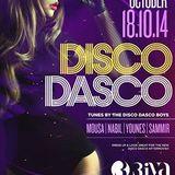 dj Mousa @ Riva - Disco Dasco 18-10-2014