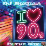 DJ Bozilla - 90s in the Mix
