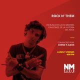 """Rock, N' Them """"Respirando Historias"""" 09 Junio 2017"""