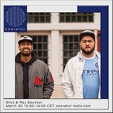 Slick & Ray Escobar - 30th March 2019
