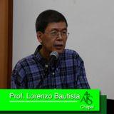 Prof. Lorenzo Bautista - 2016-11-19