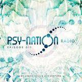 Psy-Nation Radio 011 - incl. Giuseppe Mix [Liquid Soul & Ace Ventura]
