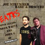 EatKS : Joe Strummer Special - Rare and Obscure Dec. 2014