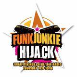FunkJunkie Hijack Show featuring Field Theory 16th November 2017