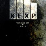 Venti Blend City By Lucky SiR - O Oliphant At KEXP 90.3 FM SEATTLE...LUCKY ELEPHANT MUSIC
