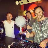 ViBES (ON AiR) @KissFMXtra - 03/08/17 - KrBear B2B Máni B2B KES
