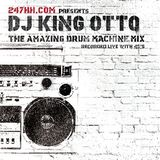 The Amazing Drum Machine Mix - All Drum Machine Era Rap 45s - LIVE!!!