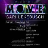 Luke Sun 3h Mix @ MOVE, Tanzhaus West Frankfurt [29.08.2015]