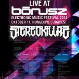 StereoKillaz - Live @ Bónusz Festival 2014