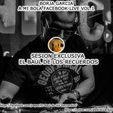 Borja Garcia - A mi Bola Mix Facebook Live Vol1 (24-08-17)
