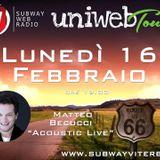 Matteo Becucci live @ Subway Webradio