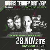 Norris Terrify B-DAY & ASYNCRON Tour - Sky Club Leipzig 28.11.15 Internet stream [Part1]