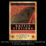 Julian Liberator vs Chris Liberator 4 Deck Battle Aboard the MS Stubnitz 2012