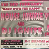 DJ Ignite - Jungle Book (Court Jesters Nightclub, Isle of Wight 03-02-95)