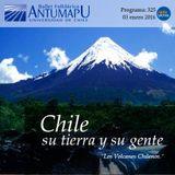 Chile su Tierra y su Gente 03 de Ene 2016, Programa 325