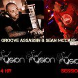 Sean McCabe B2B Groove Assassin 4hr Session LIVE @ Soul Fusion  July 2016