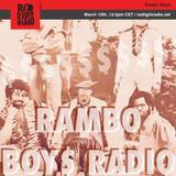 Rambo Boys 08 @ Red Light Radio 03-10-2018