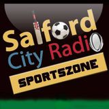 Sportszone on Salford CIty Radio 94.4 11/04/17
