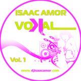 Isaac Amor - Vokal - Vol. 1