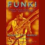 Funk! at The Gate (March 2016 ) pt 1