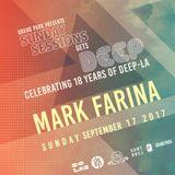 Mark Farina - live at Grand Park (Sunday Sessions Gets Deep) - 17-Sep-2017