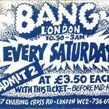 Bang @ Busbys 1989 Tape 3