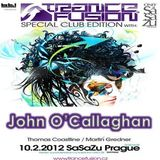 10.02.2012 - John O'Callaghan Live @ Trancefusion Special Club Edition - SasaZu Prague