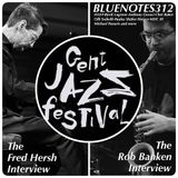 FRED HERSH,ROB BANKEN AND GENT JAZZ 2019 IN BLUENOTES 312