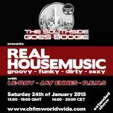 Real Housemusic Radioshow 24012015
