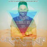 Dj Groovelyne ☆ Essential Summer Mix ☆ // 2015