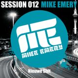 Emery's Sessions #012 Nieuwe Shit