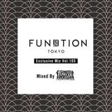 "FUNKTION TOKYO ""Exclusive Mix Vol.105"" Mixed By FUJI TRILL"